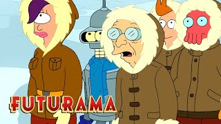 FUTURAMA | Season 7, Episode 13: All Hope Depends On Norway | SYFY