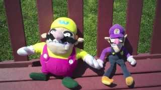 Wario and Waluigi Go To The Park