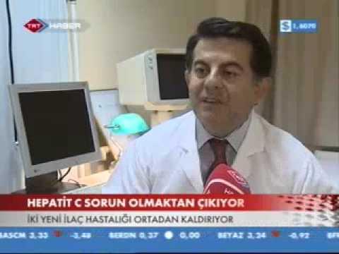 TRT Kronik Hepatit C'de 2 yeni ilaç