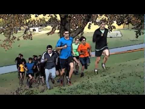CLUB VAINQUEURS - 2012 promo - Training for track, middle distances, cross-country and road races