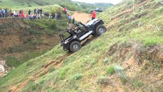 Offroad Trial. Georgia. Jado Car 09.06.2013