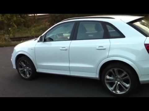 Audi Q3 S Line 2 0 Tdi 19zoll Felgen Youtube