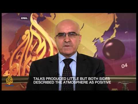 Inside Story - Nouri al-Maliki's visit to the Kurdish north