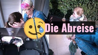 Oma fliegt nach Hause / Abschied / 26.4.18 / MAGIXTHING