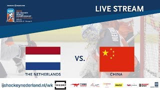 Нидерланды : Китай