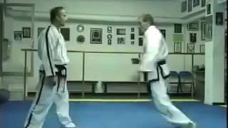 Master Vasilis Alexadris 8th Degree Taekwon-Do ITF Self Defence Part II