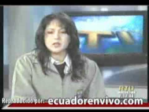 Desmanes ocurridos por protestas de estudiantes es por culpa del Gobierno de Correa, asegura Morales