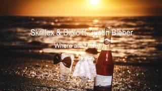 Download Lagu [1 Hour] Skrillex & Diplo - Where Are U ft. Justin Bieber Gratis STAFABAND