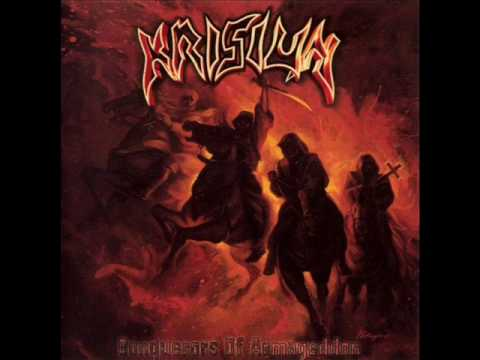 Krisiun - Hatred Inherit