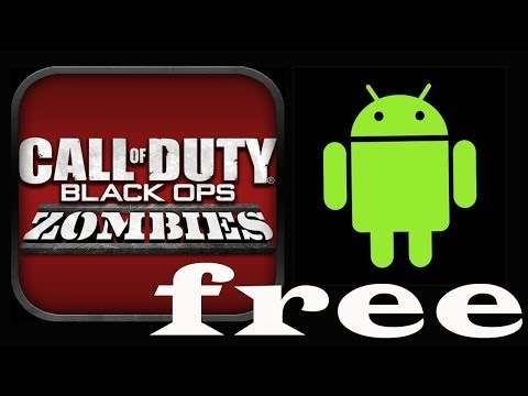 Call of Duty: Black Ops zombies android - No Root (apk + datos SD + solución problemas)