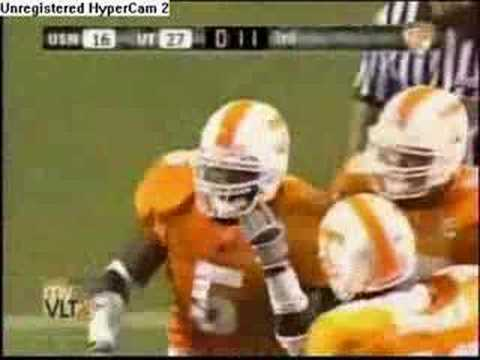 2007 Tennessee Vols Highlight Reel Video