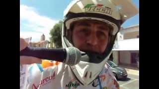 Sardegna Rally Race 2015: Luca Vecchi a San Teodoro