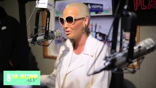 Video Amber Rose talks straddling Doug