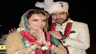 Dia Mirzas WEDDING with Sahil Sangha | PHOTOS Release