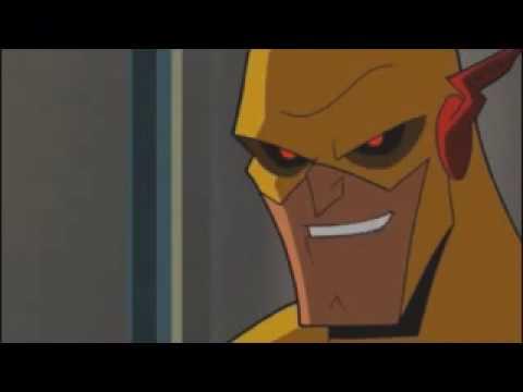 Бетмен против Обратного флеша