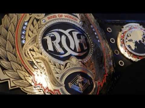 Roh World Title New Roh World Title Belt