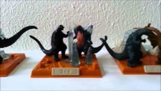 Godzilla 2016 Dioramas Toys 1998