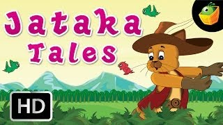 Jataka Tales In English (HD) - Compilation of Cartoon/Animated Stories For Kids