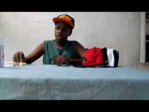 #Tutorial de como Lavar e restaurar seu boné