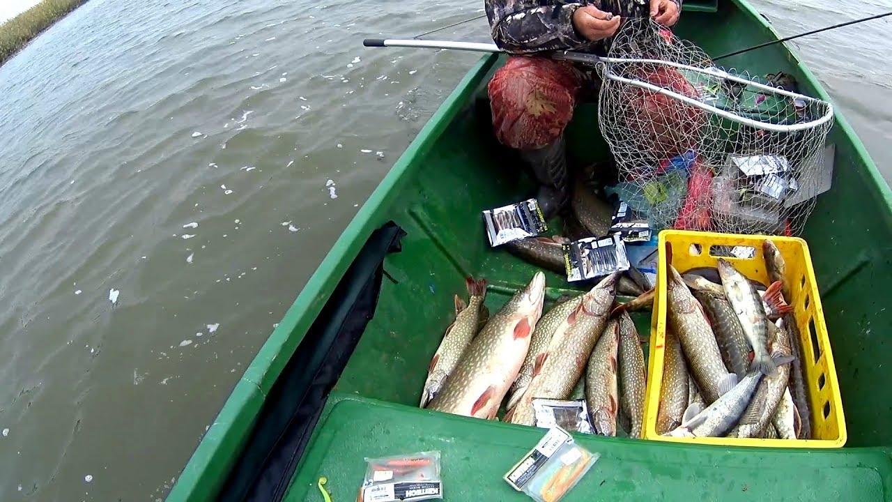 рыбалка в ульяновске осенью
