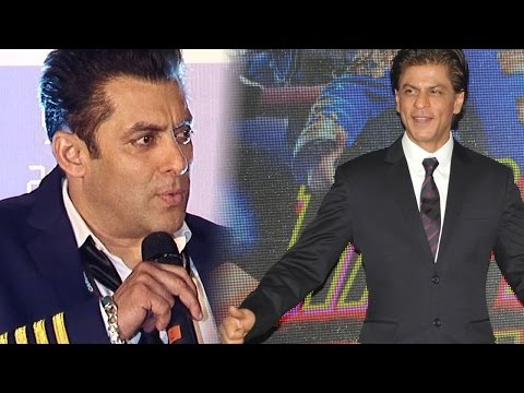 Why Did Shah Rukh Khan Not Promote Hny With Salman Khan In Bigg Boss 8? video