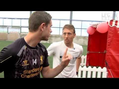 Lucas v Henderson in fairground challenge