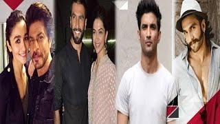 Shahrukh & Alia Visit Ranveer & Deepika | SILENT WAR Brewing Between Ranveer & Sushant