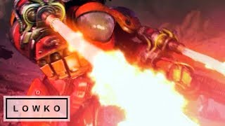 StarCraft 2: THE ZERG BARBECUE BELOW CHAR!