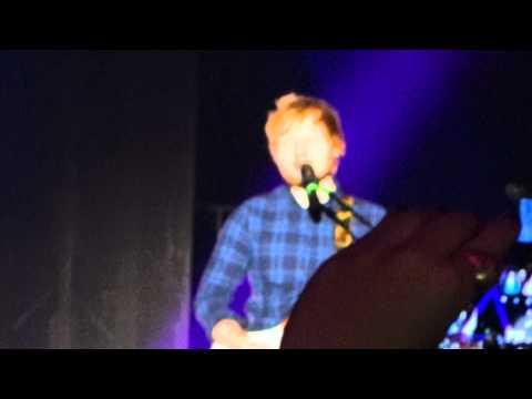 ED SHEERAN KONCERT!! | MAKYNA016