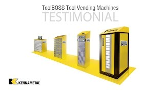 Kennametal Tools Surface Cutting Ability