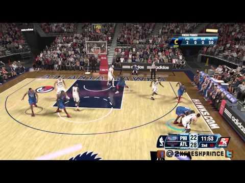 NBA 2K14 PS4 My Career EP.8 / Rookie Struggles
