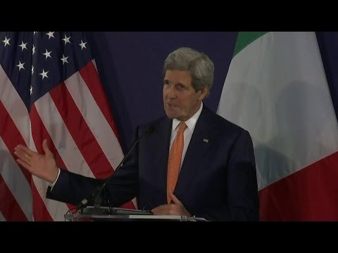 Secretary Kerry Gives Opening Remarks after Libya Ministerial Meeting in Vienna