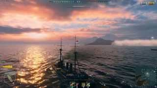 Гуфовский в World Of Warships 19/3/15