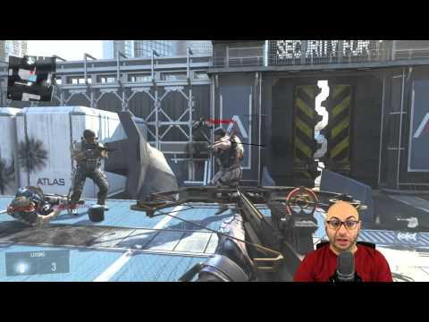 Advanced Warfare Mortal Mode! Crossbows are out. | Swiftor