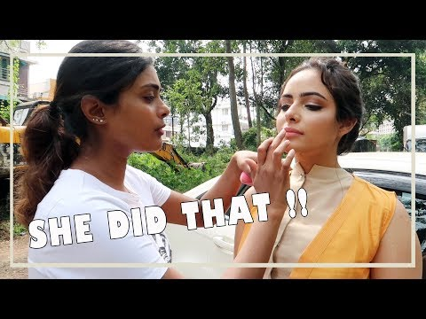 Trying To Be A Professional Makeup Artist For A Day | Jovita George