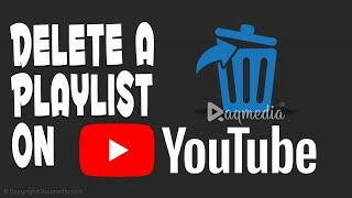 How To Delete A Playlist On YouTube Easy and Fast
