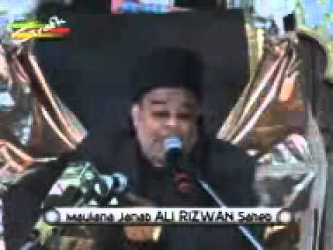 7 Majlis-e-aza Maulana  Ali Rizwan Saheb Qibla At Husainabad, Lucknow. By Grafh Agency video