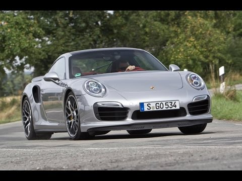 New Porsche 911 Turbo S drive review