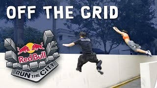Off The Grid - RED BULL RUN THE CITY  -  Rilla Hops
