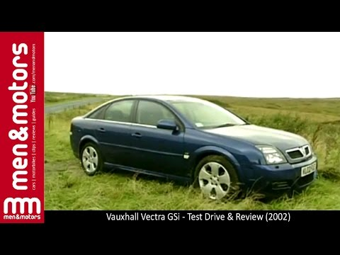 Vauxhall Vectra GSi - Test Drive & Review (2002)