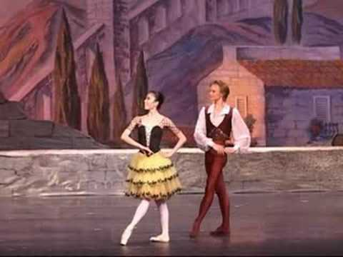 Another Ballet Don Quixote - Basil by Daniil Simkin | Part 1