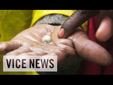 South Africa's Illegal Gold Mines