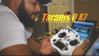 Taranis Q X7 First Impressions // FrSky just changed the game