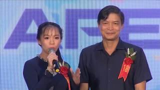 Tổng Giám Đốc Công ty Việt Hưng Phát phát biểu tại buổi tọa đàm APEC 2017