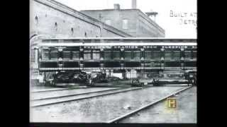 History Channel Trains Unlimited   Pullman