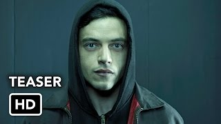 "Mr. Robot Season 2 ""Elliot"" Teaser (HD)"