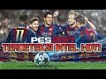 Test Game PES 2017 Pro Evolution Soccer di Laptop Acer E5-475G: Game Bola Sejuta Umat