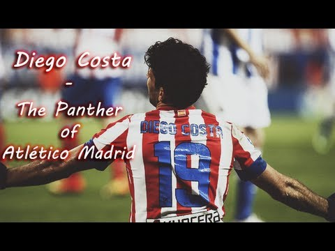 Diego Costa - The Panther of Atlético Madrid |HD|