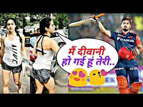 क्रिकेटर Rishabh Pant की दीवानी हैं ये खूबसूरत भारतीय एक्ट्रेस |