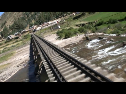 Andean Explorer Train Full Journey from Puno to Cusco